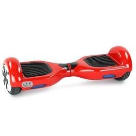 Červený hoverboard Standard E1, Kolonožka